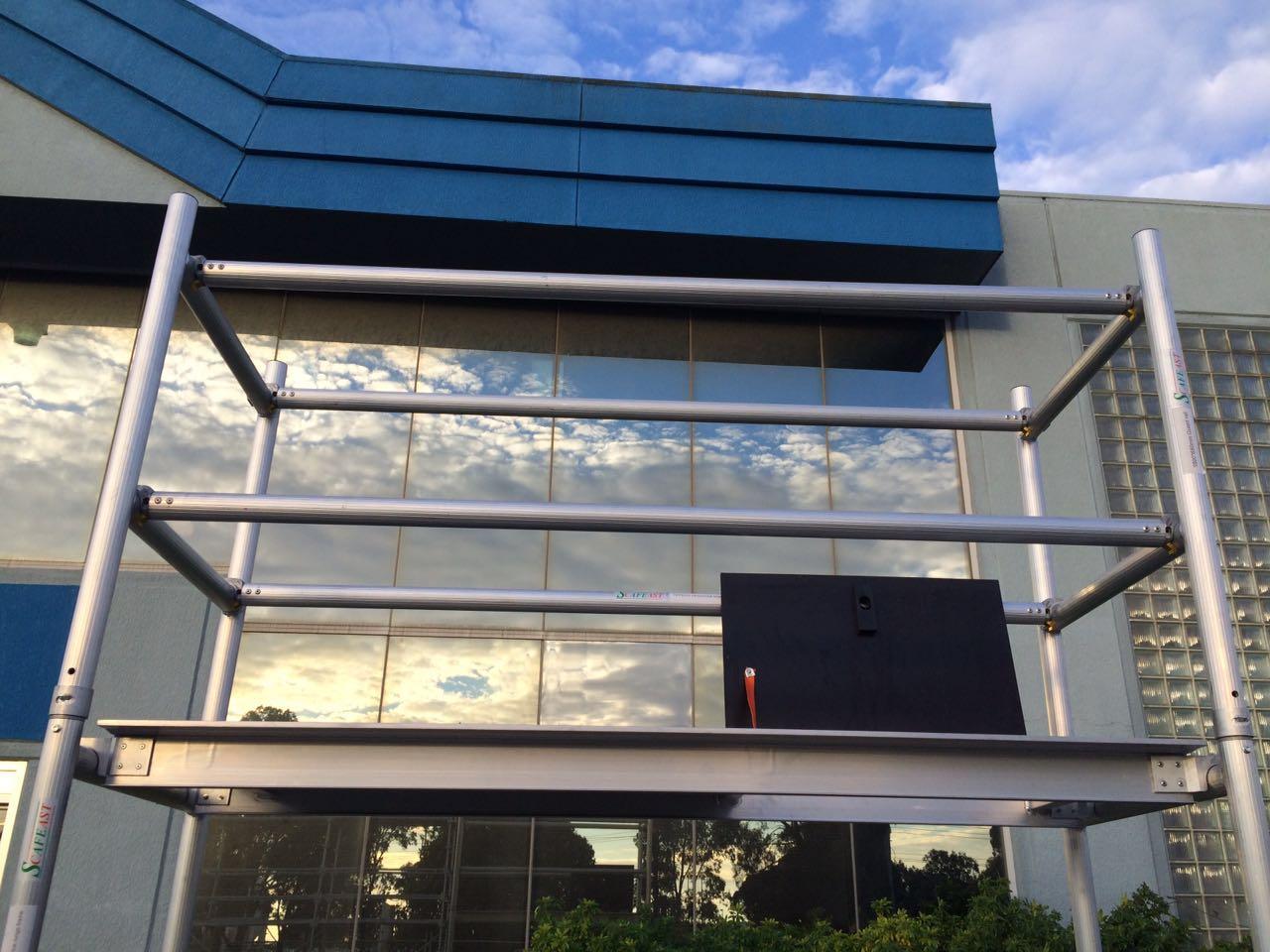 3m Aluminium Scaffold Tower Single Width Victoria