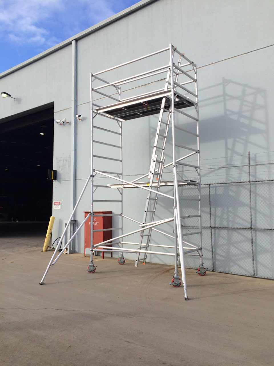 Mobile Access Tower Victoria Scaffolding